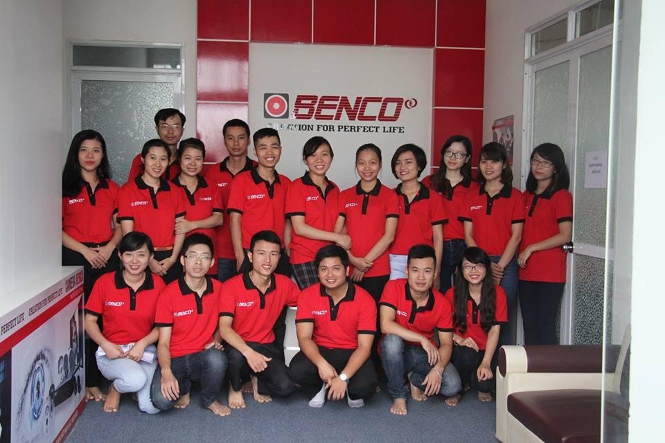 liên hệ với benco