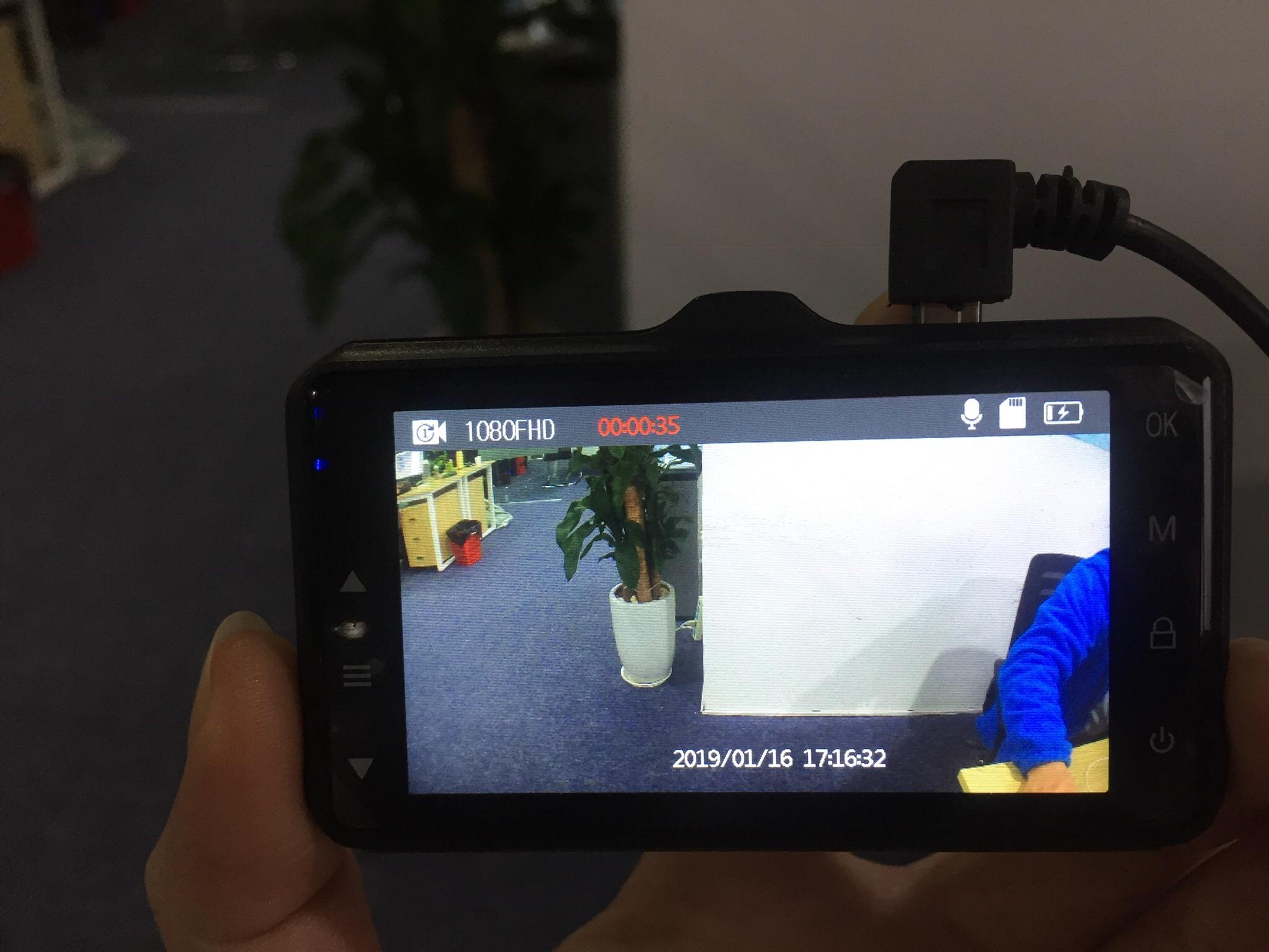 Hình Ảnh Lắp Đặt Thực Tế Camera D11