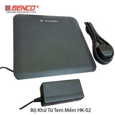 Bộ Bàn Khử Từ Tem Mềm Foxcom HK02