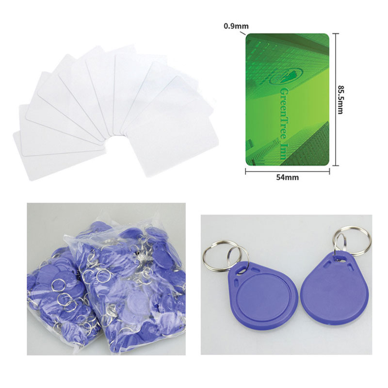 sản phẩm thẻ từ, chip tag cảm ứng