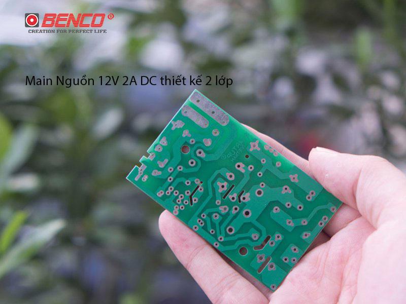 Thông số kỹ thuật nguồn 12V 2A