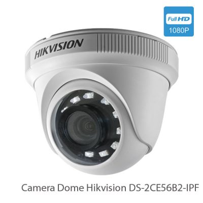 Camera Dome Hikvision DS-2CE56B2-IPF