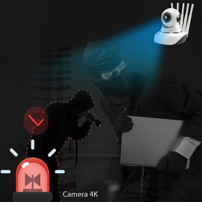 Camera An Ninh 4K