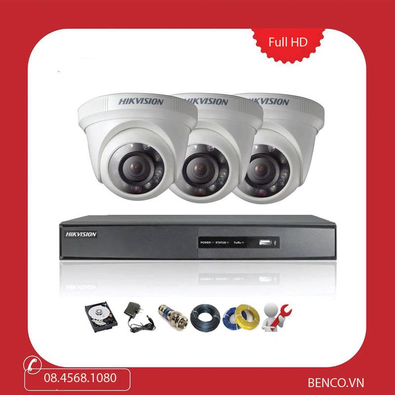 Trọn Bộ 3 Mắt Camera