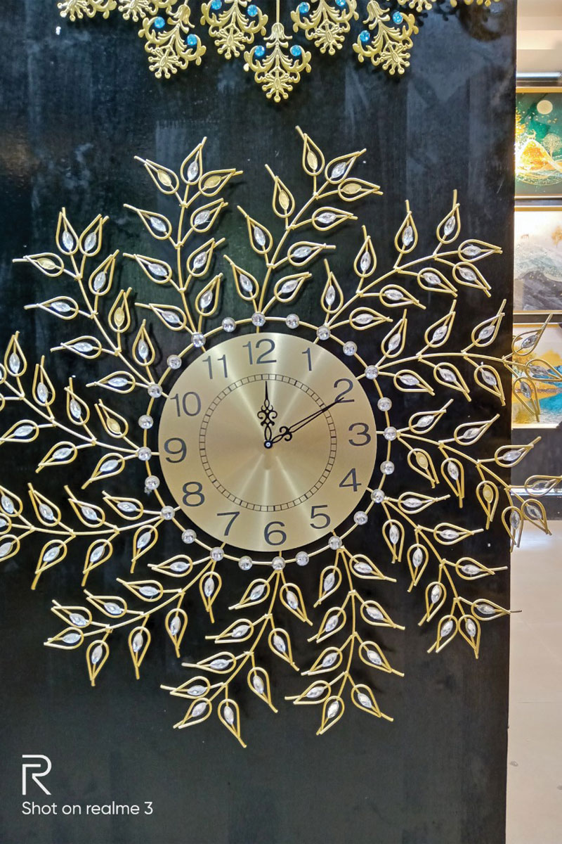mẫu đồng hồ lá