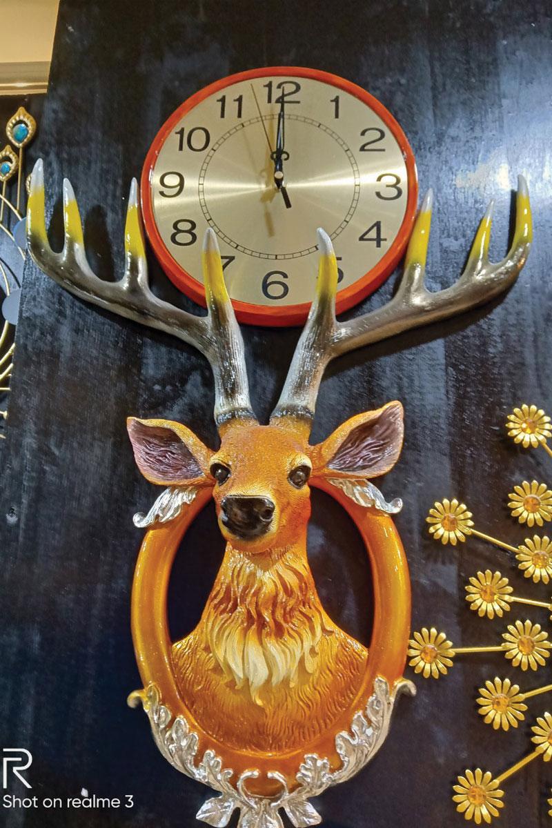 mẫu đồng hồ con hươu đẹp