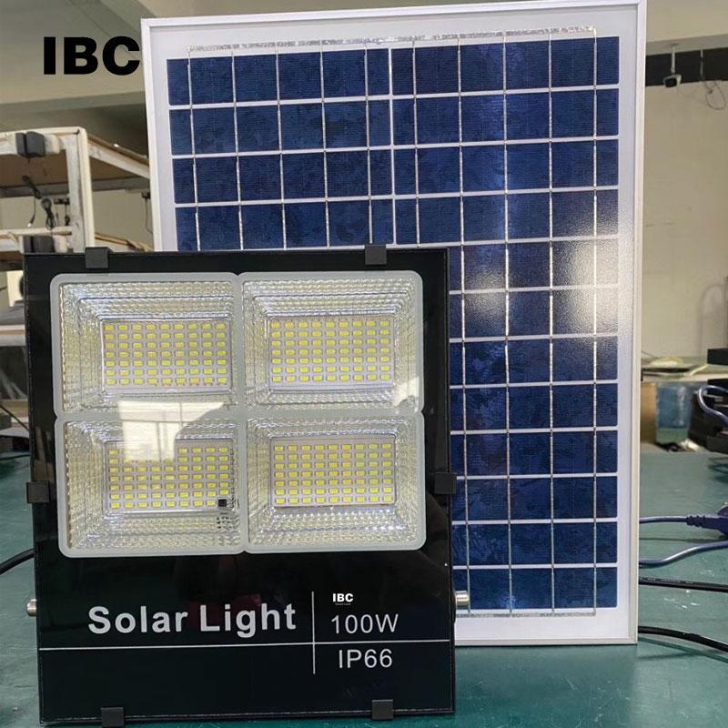 lắp đặt thực tế đèn led năng lượng mặt trời