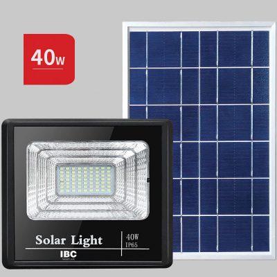 Đèn Năng Lượng Mặt Trời 40W IBC-40W