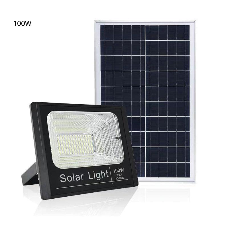 Đèn Năng Lượng Mặt Trời 100W NLP-100W
